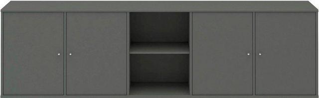 hammel Sideboard »MISTRAL«, mit vier Türen, Breite 220 cm, Danish Design