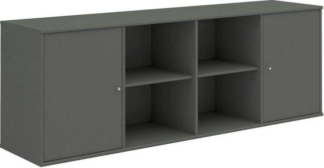 hammel Sideboard »MISTRAL«, mit zwei Türen, Breite 177 cm, Danish Design