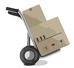 Sideboard Paketdienst
