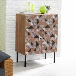 INOSIGN Highboard bunt, FSC®-zertifiziert